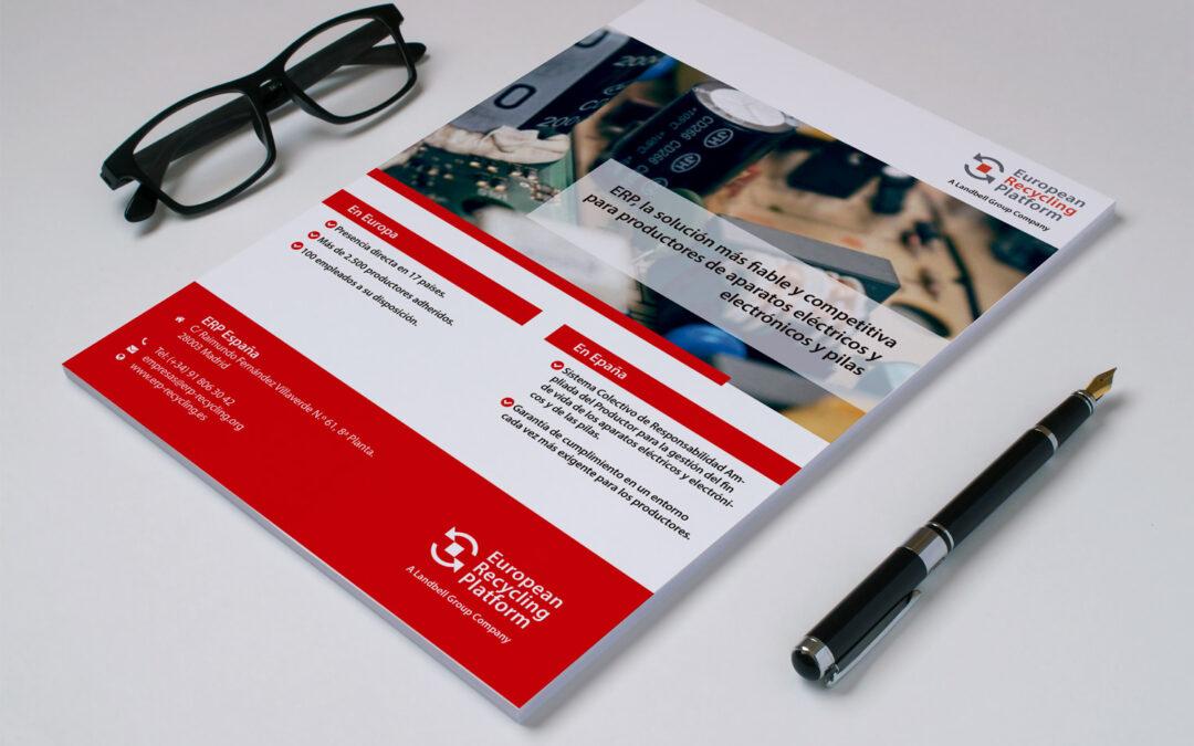 Materiales publicitarios ERP