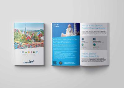 Agenda Cisco Live Barcelona