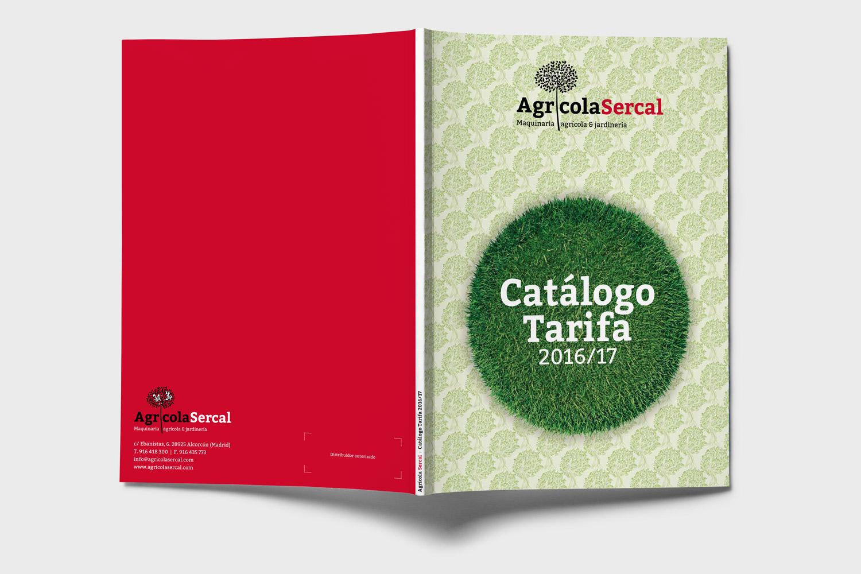 Catálogo Agrícola Sercal