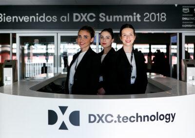 DXC Summit 2018
