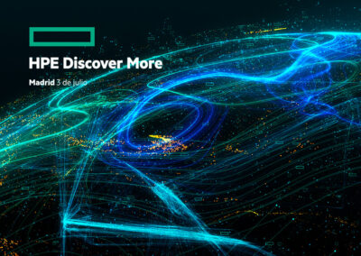Vídeo HPE Discover More Spain 2019