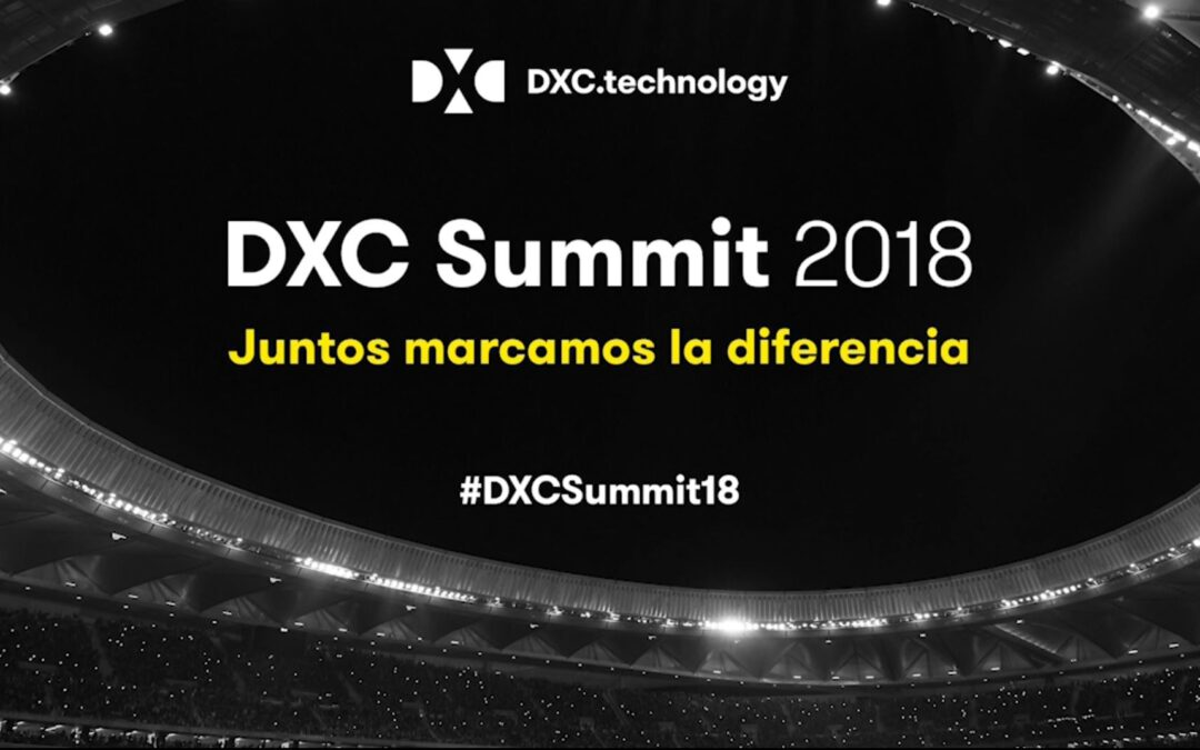 Vídeo DXC Summit 2018