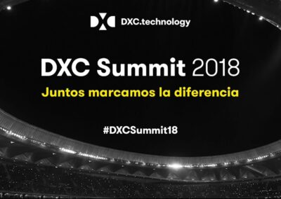 Vídeo DXC Summit 2018