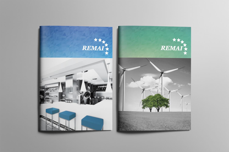 Portada catálogo Remai